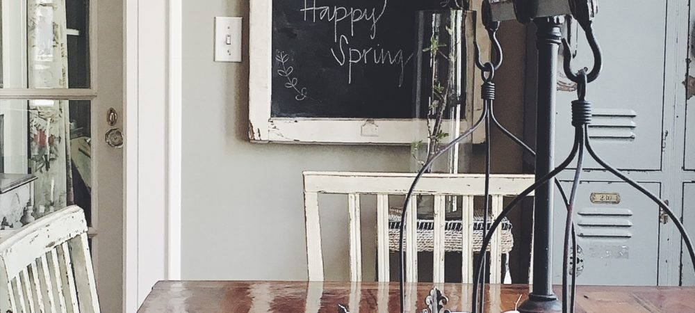 WHAT I'M LOVING NOW // Chalkboards