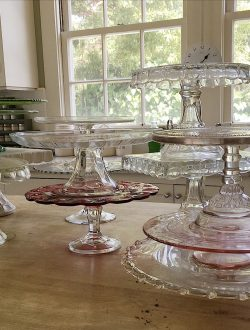 collect cake stands