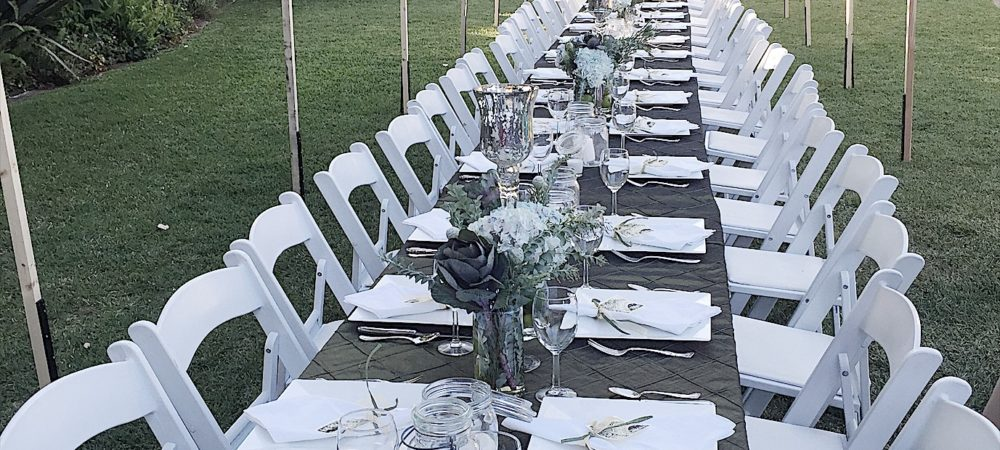 MAKE IT YOURSELF // Creating the Perfect Setting For A Rehearsal Dinner