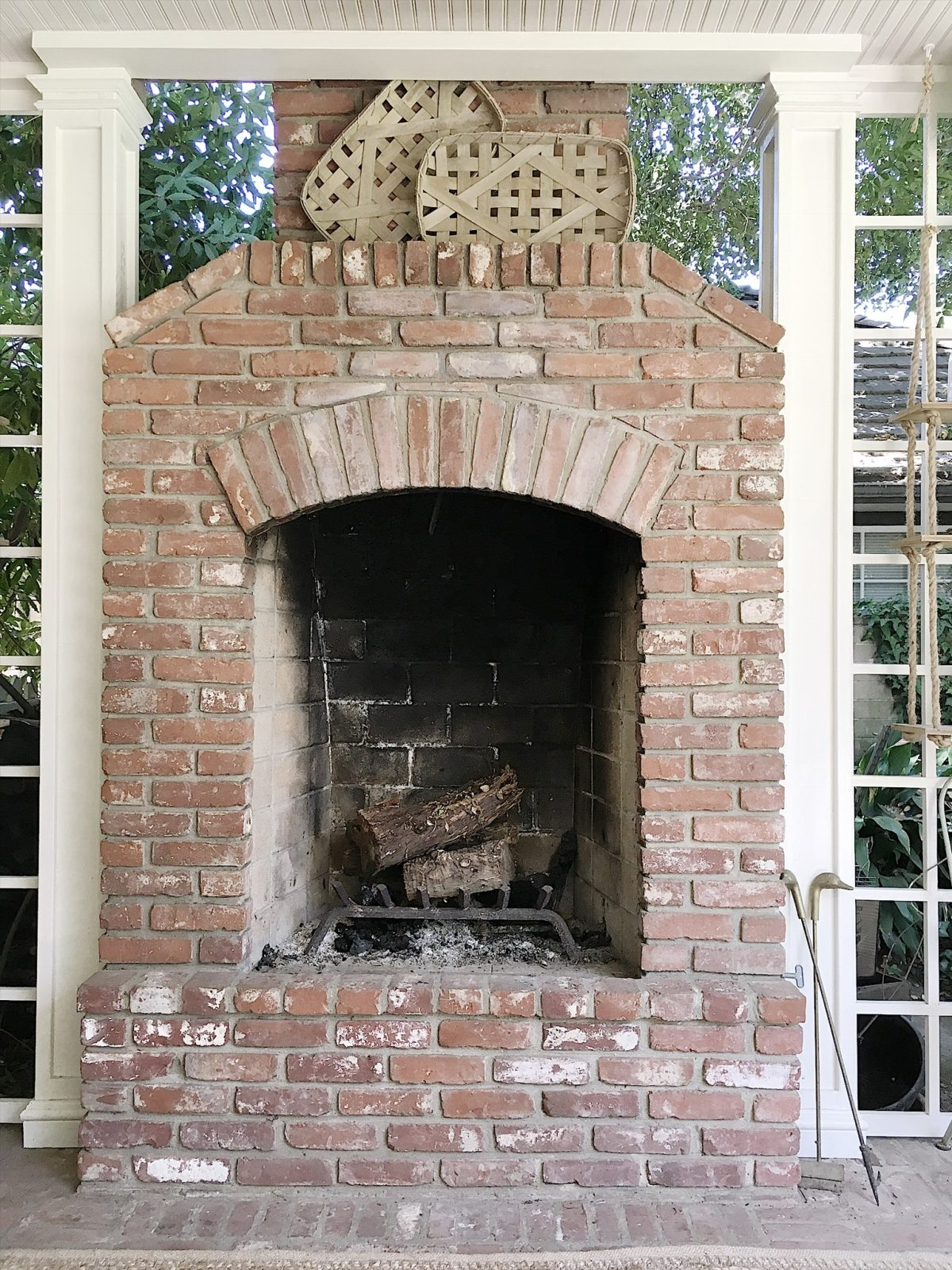 outdoor fireplace 2c