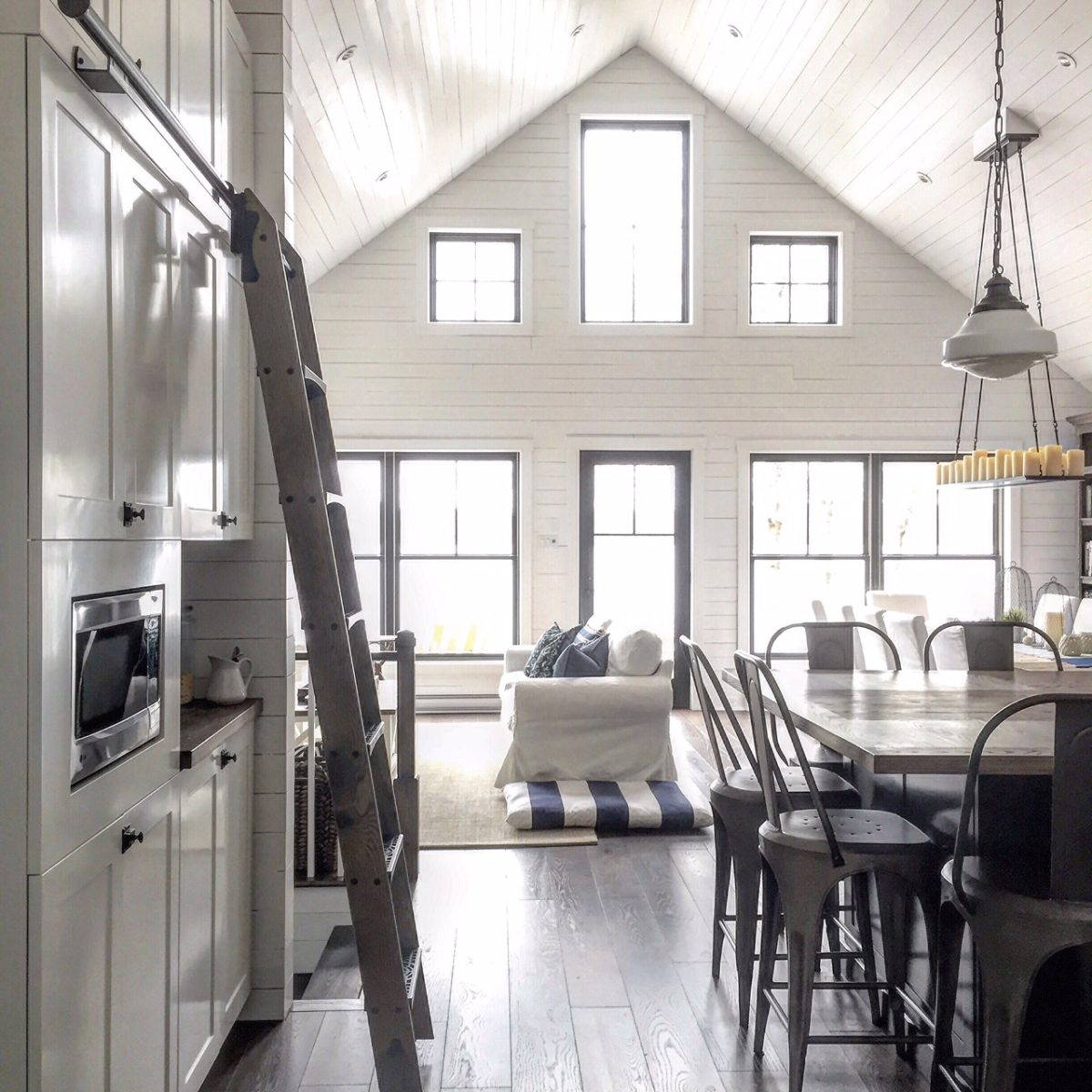 DESIGN INSPIRATIONS // Town and Country Style - My 100 Year Old Home