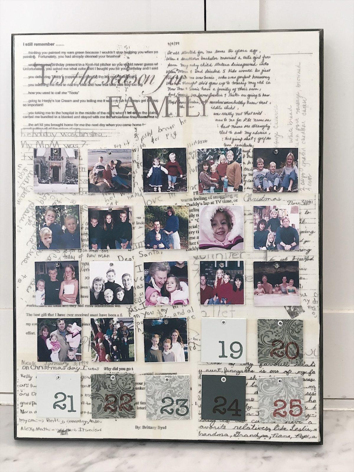 DIY Advent Calendar 10