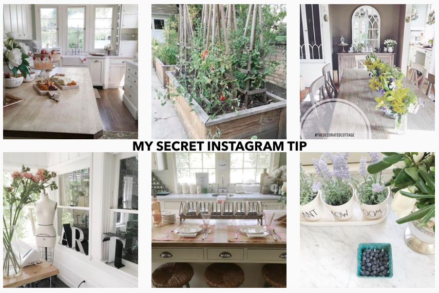 My Secret Instagram Tip - MY 100 YEAR OLD HOME