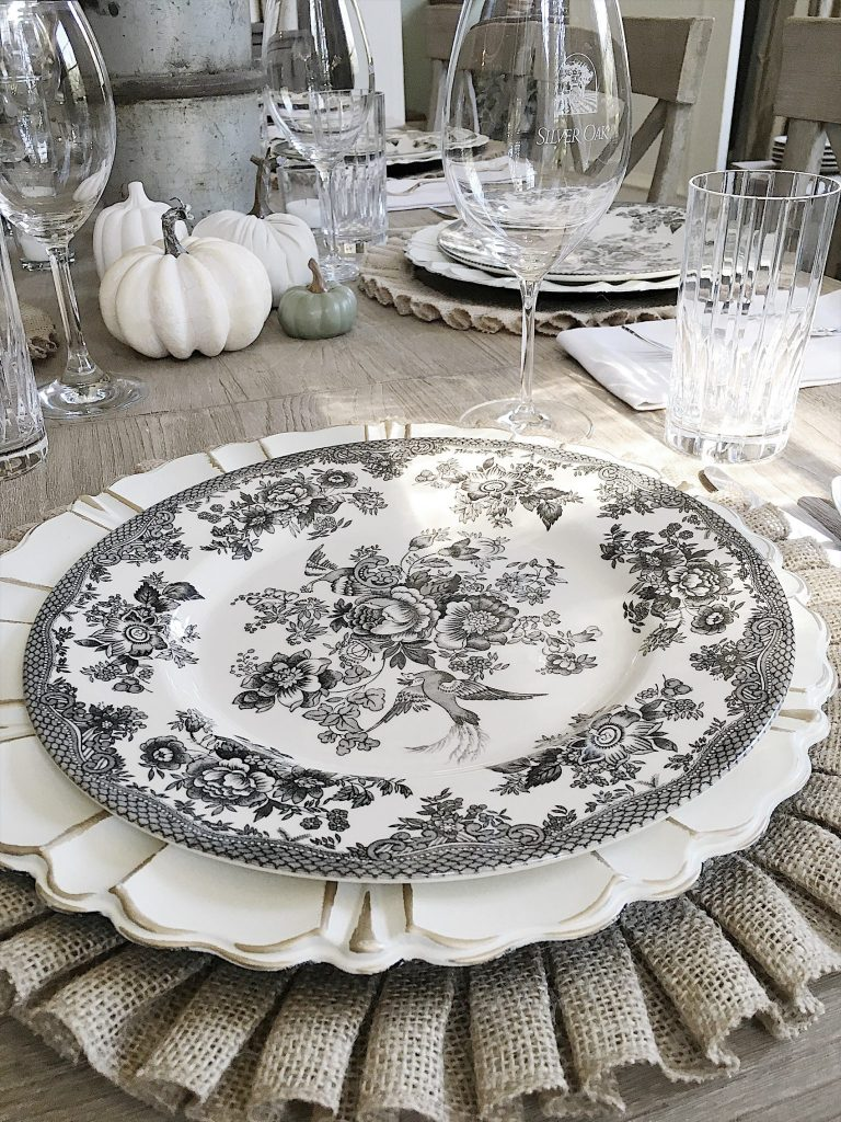 Asiatic Pheasant Dinnerware