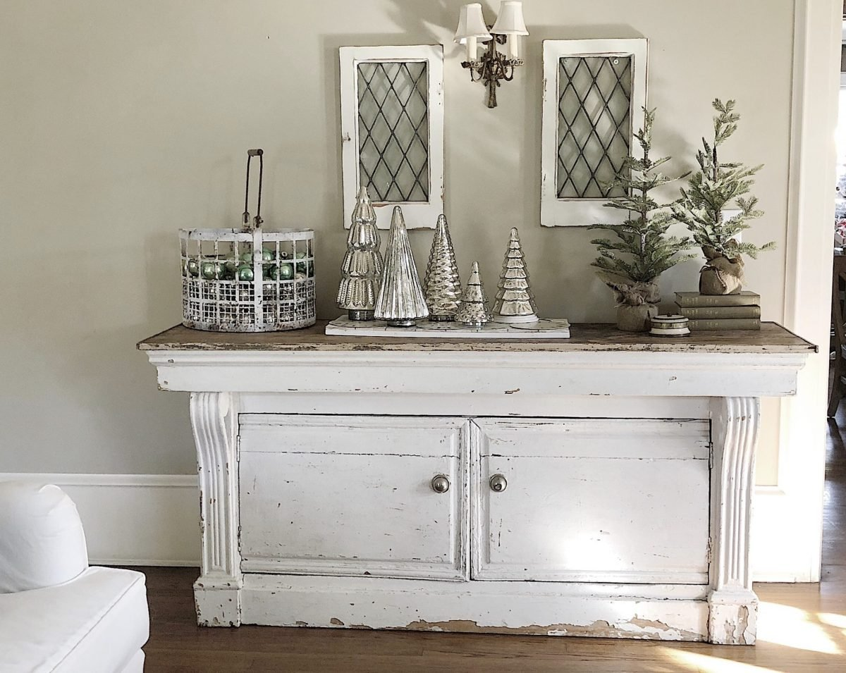 This Piece Of Furniture Is Always A Joy To Decorate Because There Is So  Much Character In The Piece Itself! I Think It Would Look Great With  Nothing On It ...