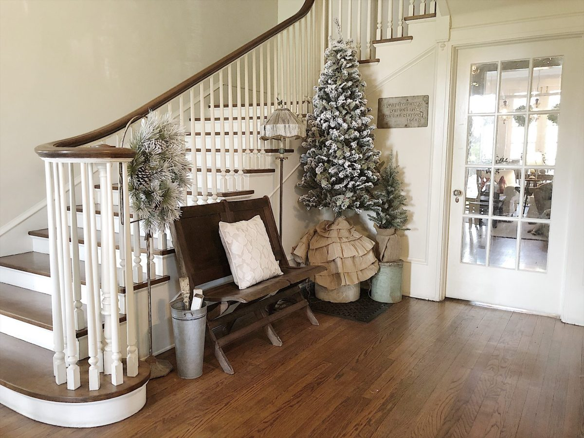 Why Is Decorating For Christmas So Hard My 100 Year Old Home