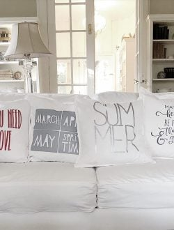 Diy Pillow Covers 2