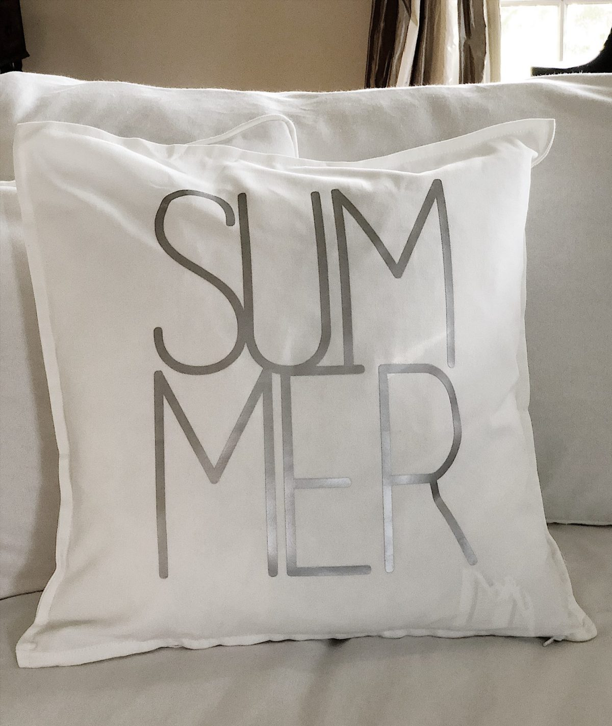 Diy Pillow Covers 8