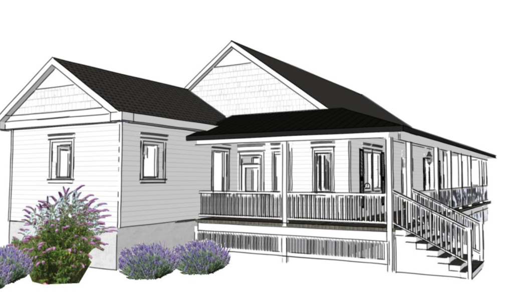 fixer upper waco rendering