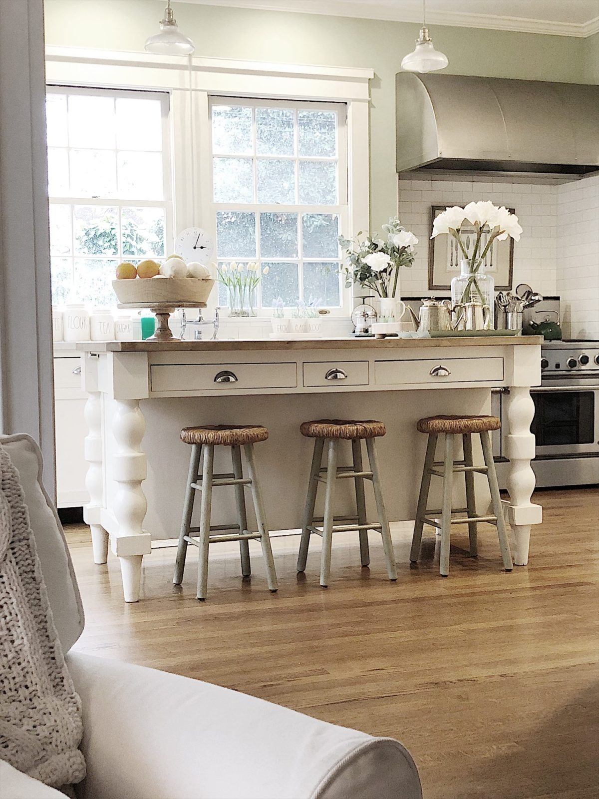Styling The Kitchen For The Winter Season