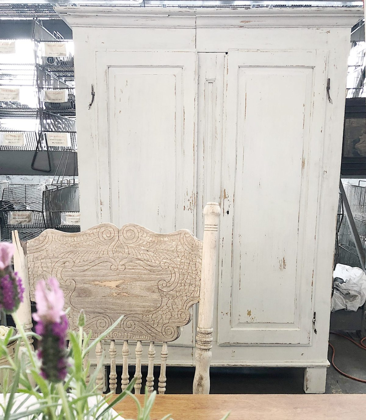 And It Looks So Great Thanks To The Old Barn Milk Paint Now I Just Need Get This Cabinet My House In