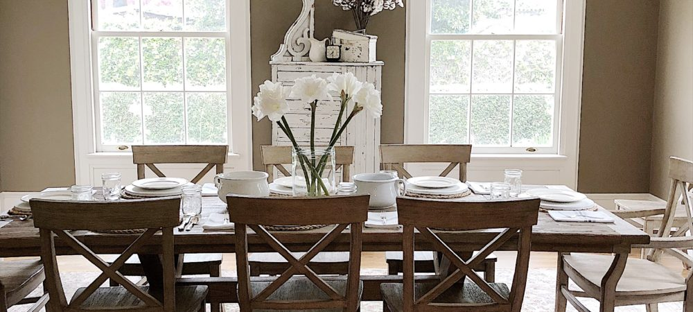 The Dining Room Refresh