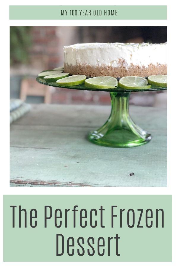Frozen Limeaid Pie Recipe