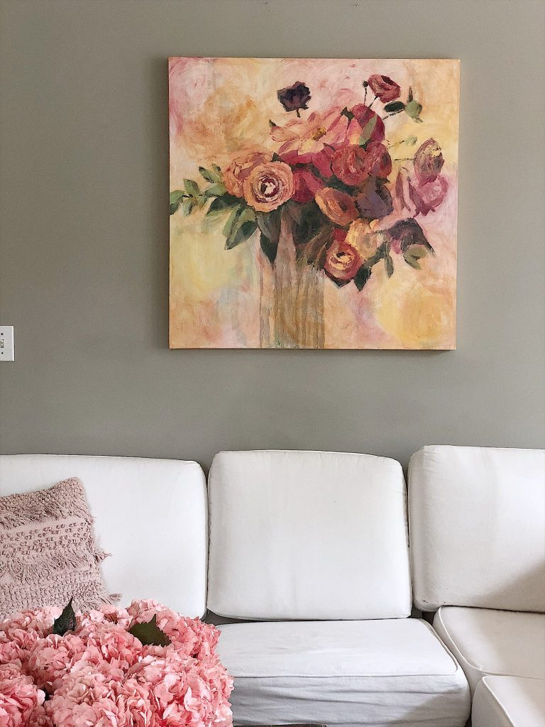 Adding Color to a Room