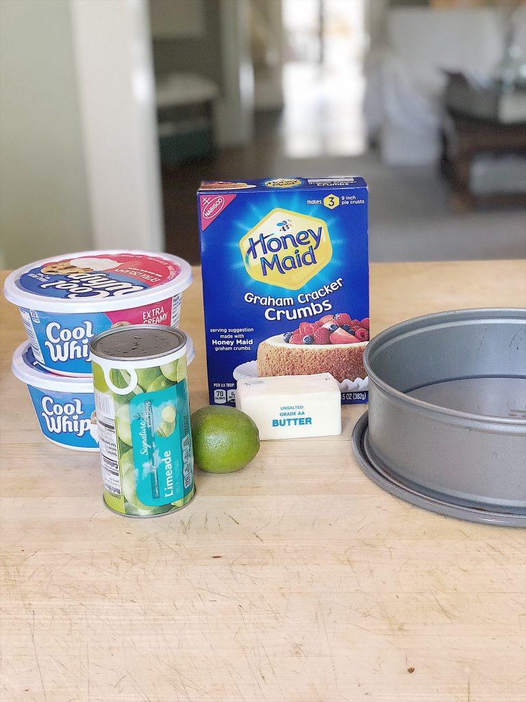 How to Make LimeAid Pie