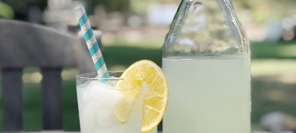Summer Sips with Meyer Lemons