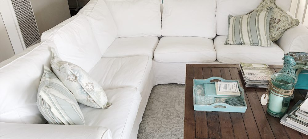 How to Clean Slipcovers