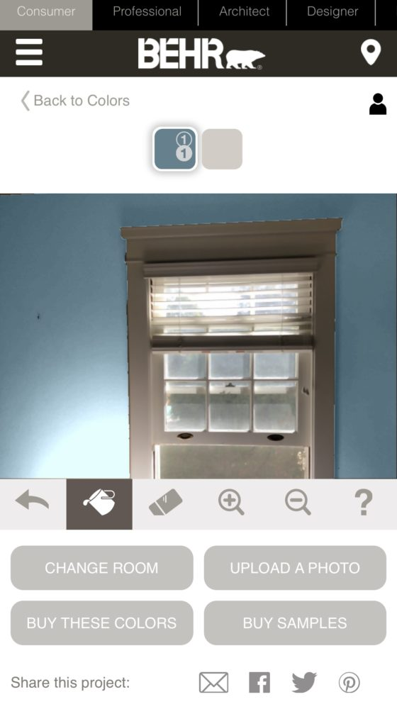 blue bedroom paint colors