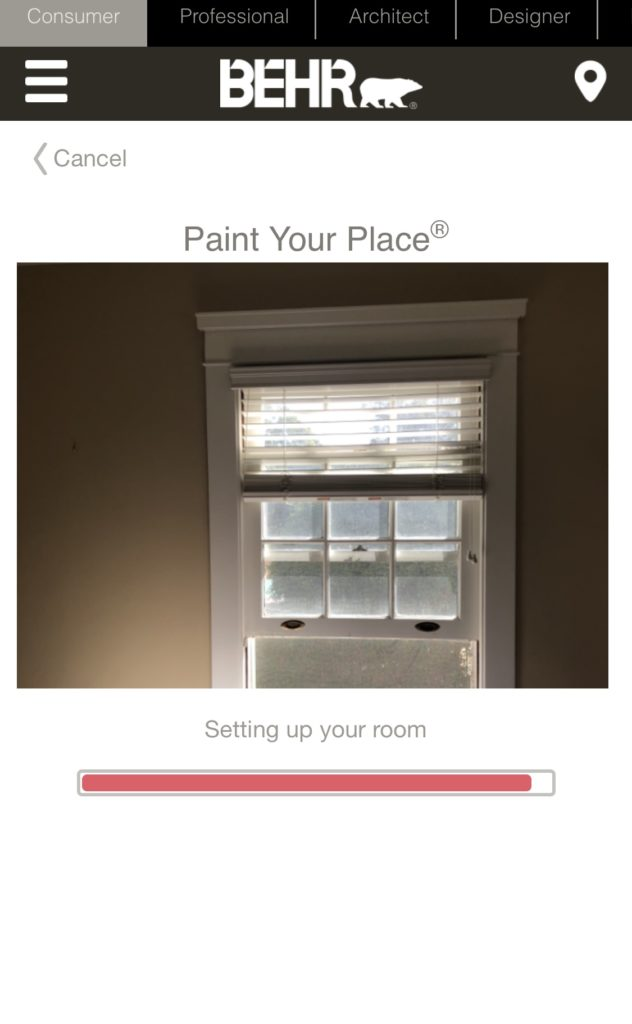 paint colors in the bedroom
