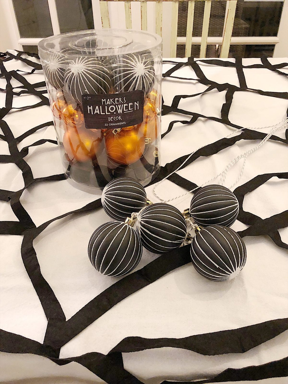 halloween decor ornaments