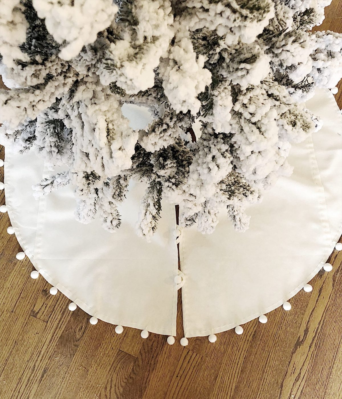 christmas tree skirt 5