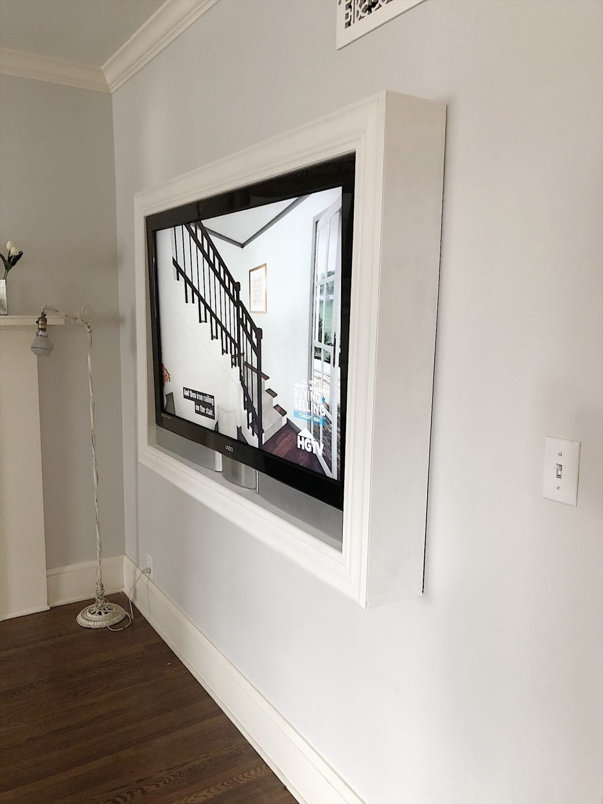 frame your tv