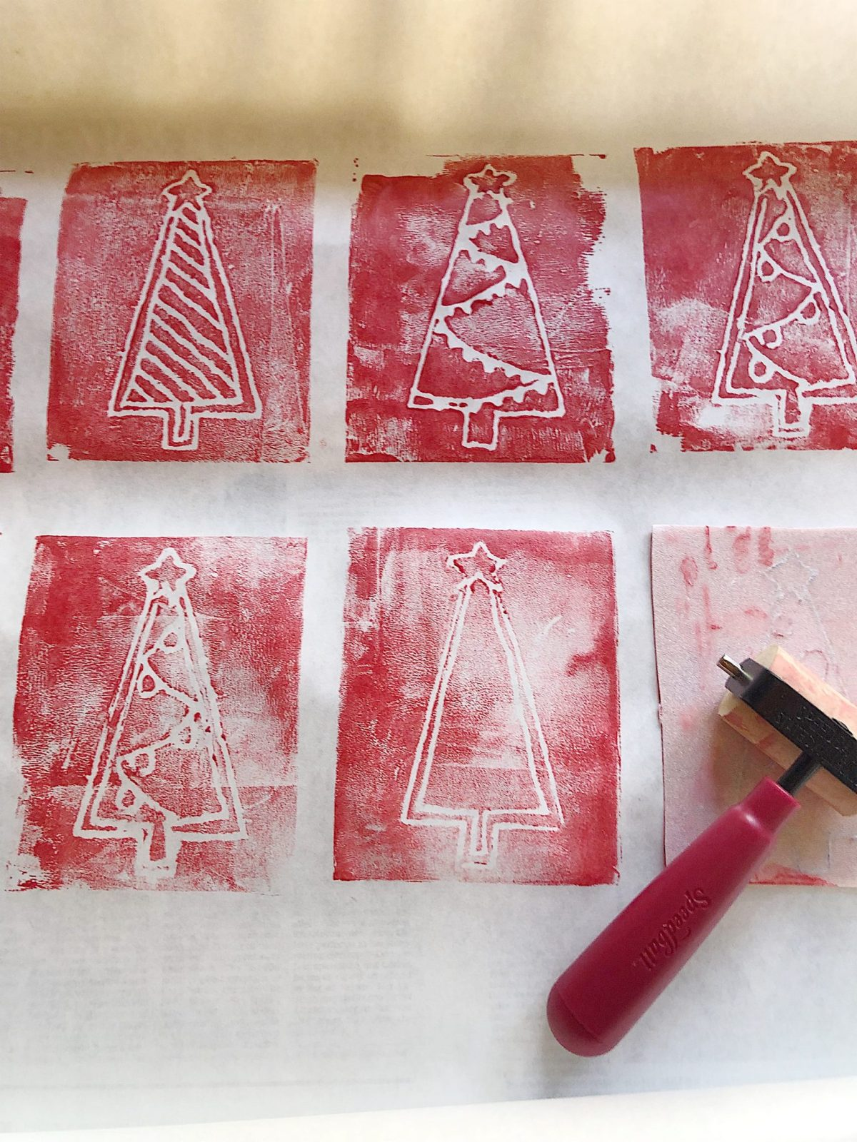 DIY wrapping paper 4