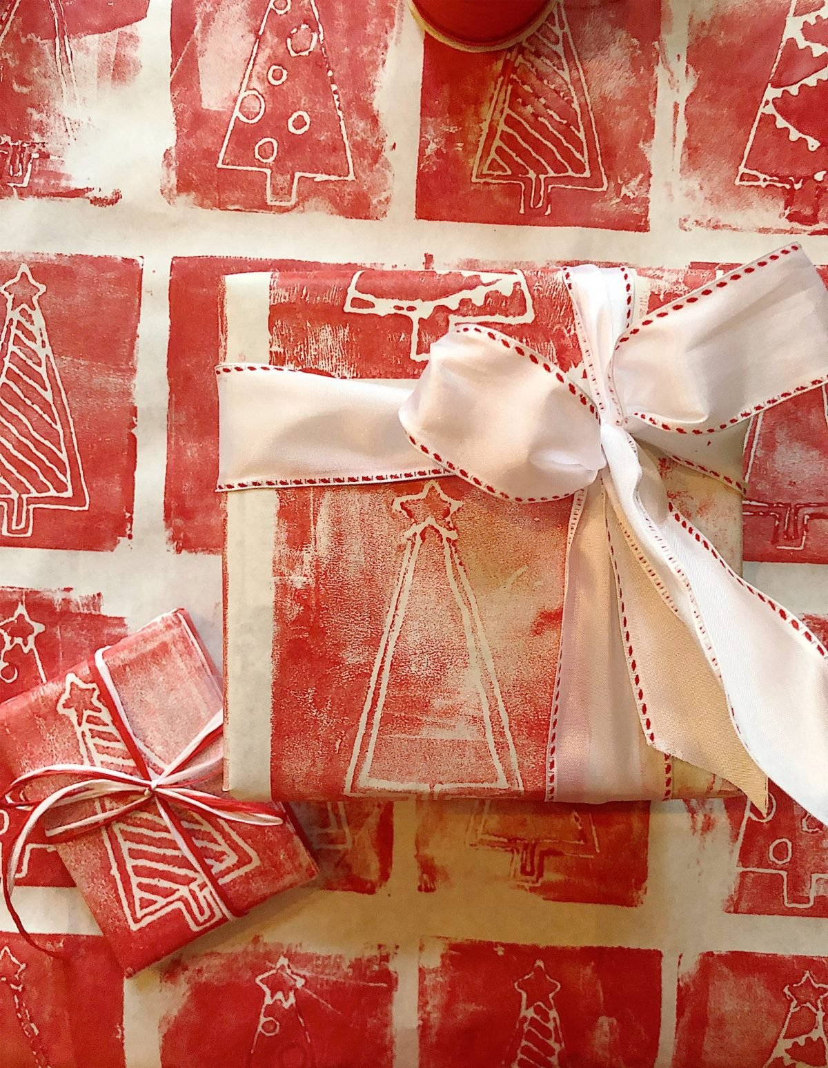 DIY wrapping paper 7