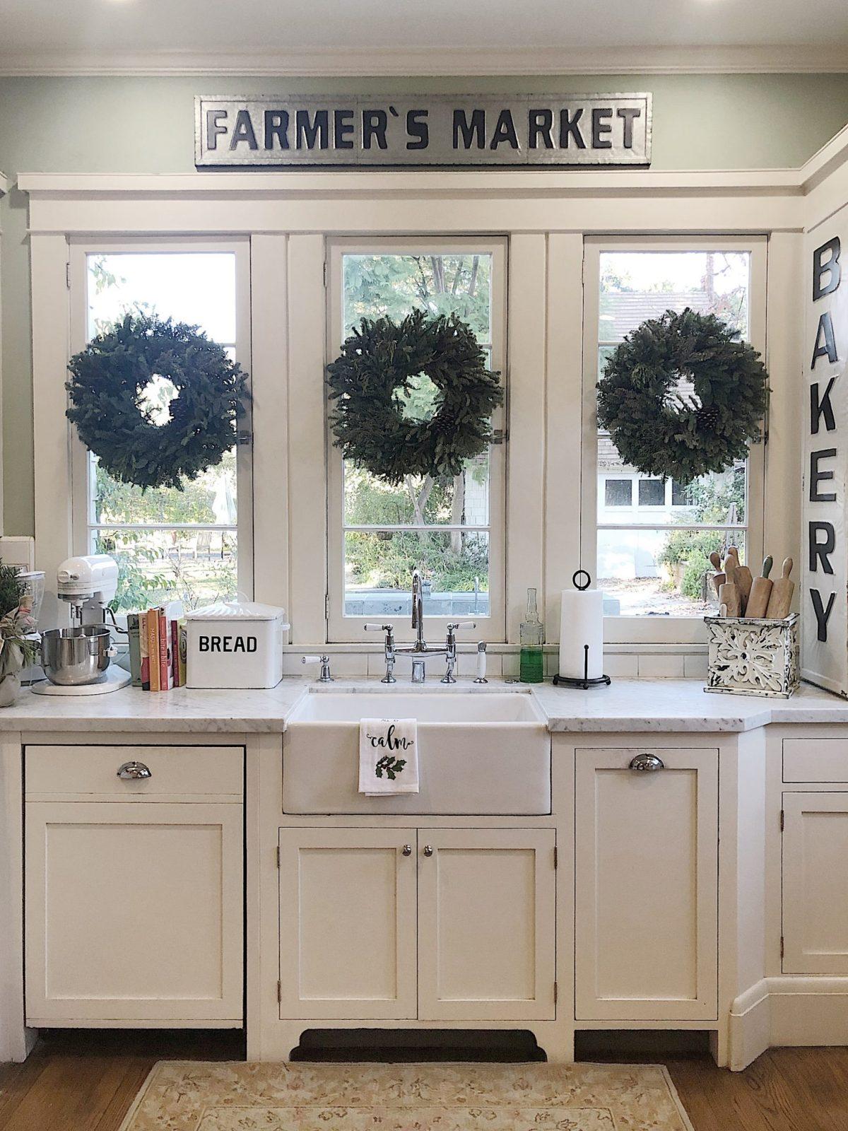 christmas kitchen decor 3