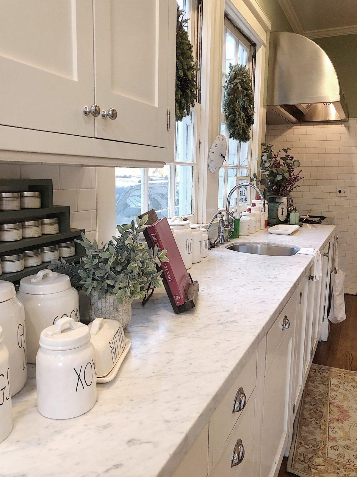 christmas kitchen decor 6