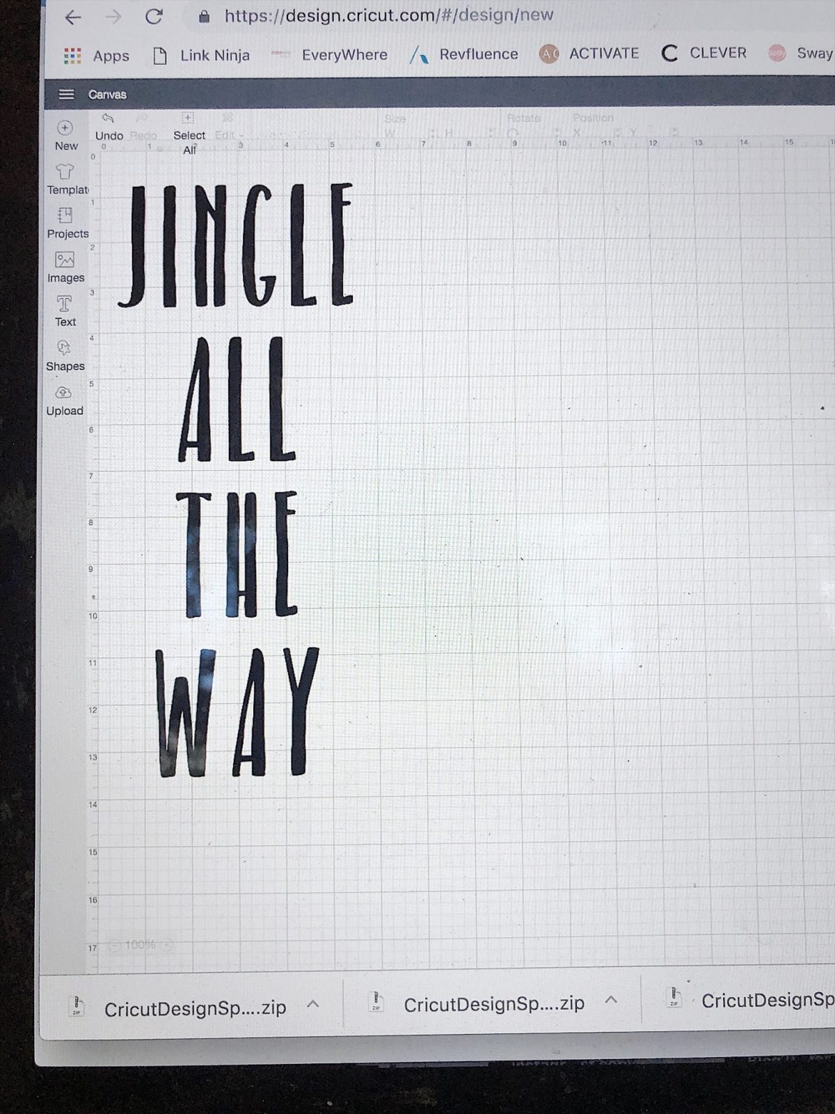 how to make a stencil easily