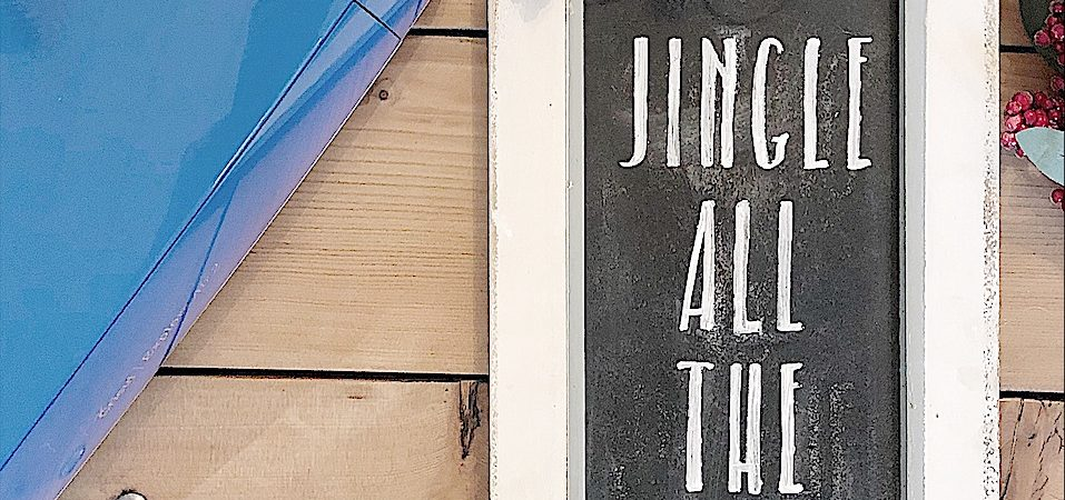 How to Make a Chalkboard Stencil