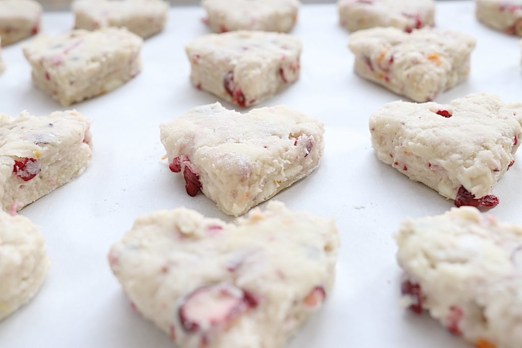 cranberry orange scones 5