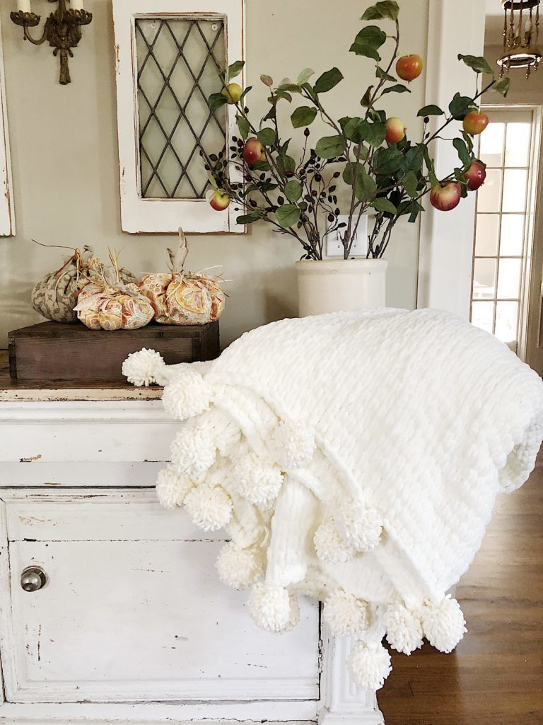 finding comfort in your home wirh blankets
