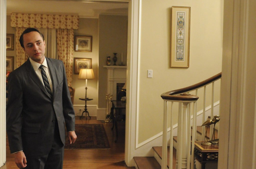 how to rent your home for movies mad men
