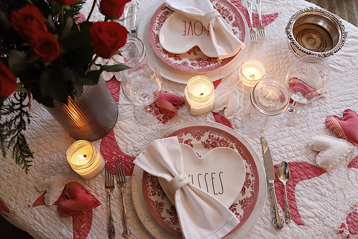 How To Set A Romantic Valentine S Day For Two