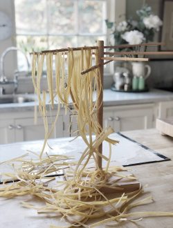 hygge and pasta