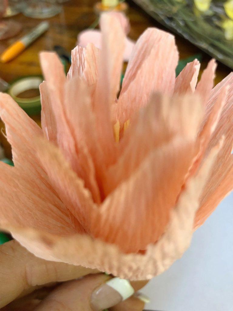 DIY Paper Flowers 15