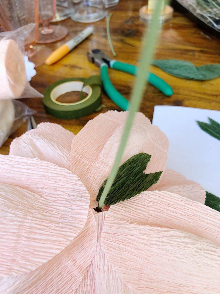 DIY Paper Flowers 19