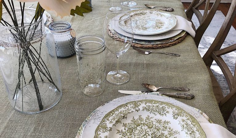 DIY Placemats for Spring