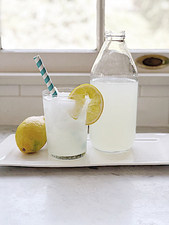 meyer lemon drink