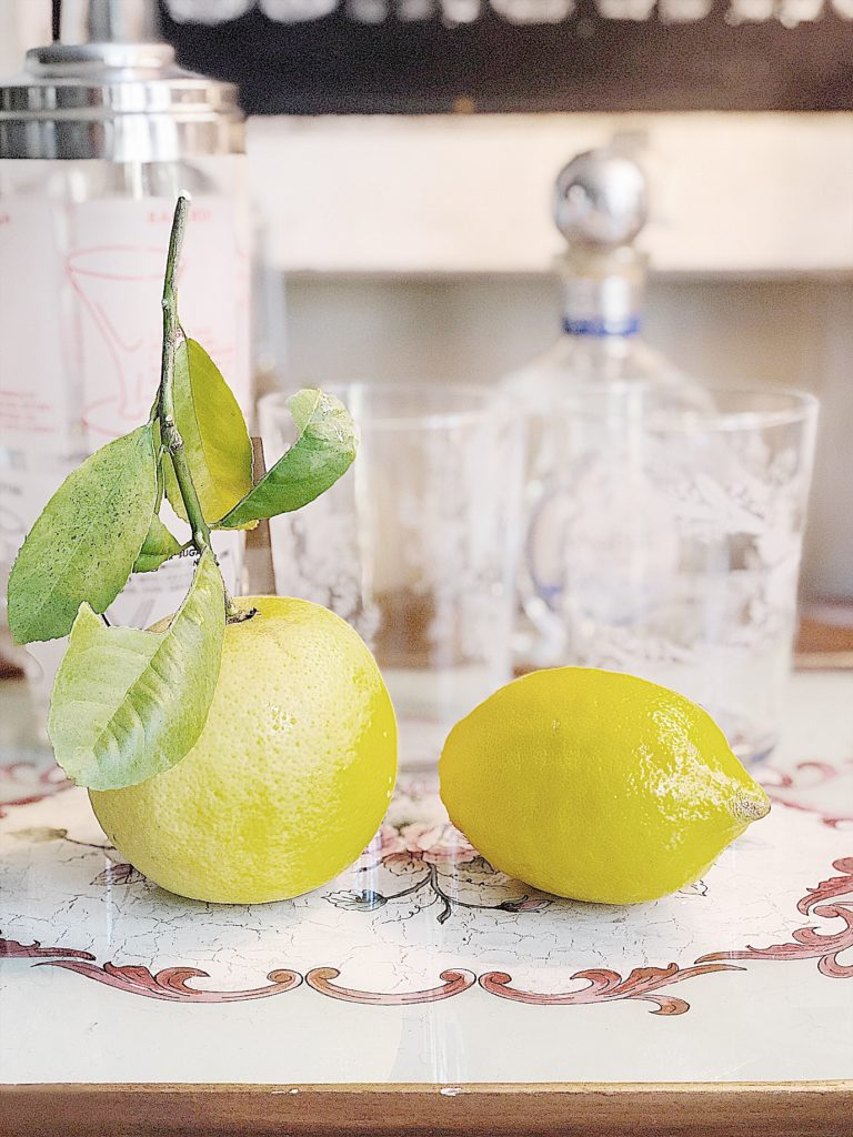 meyer lemon drink recipes