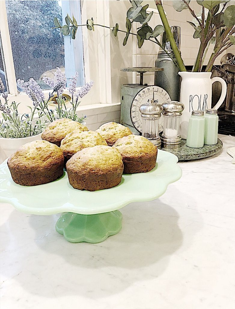 favorite banana muffin recipe