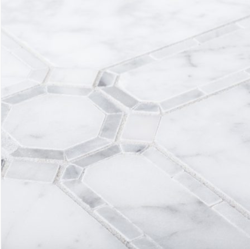 Choosing master bathroom tile 11