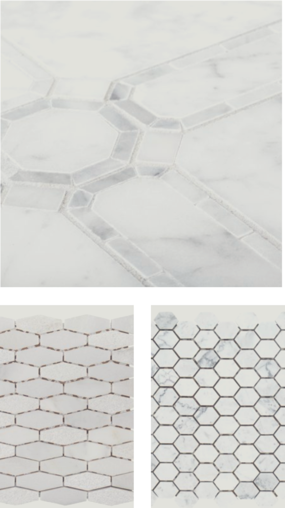 Choosing master bathroom tile 3