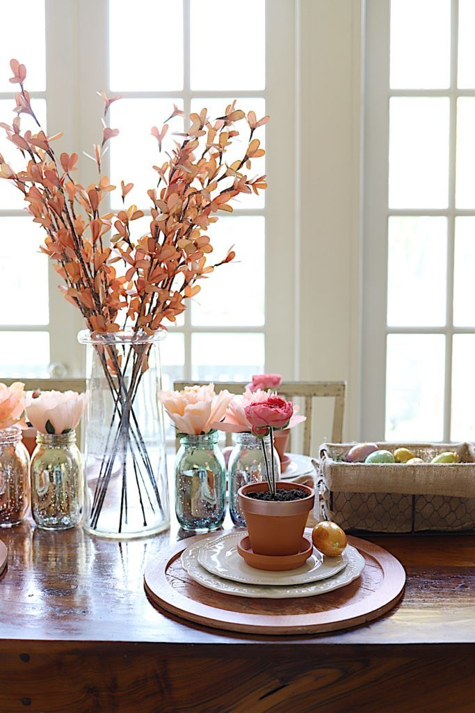 Easter Table Decor 3