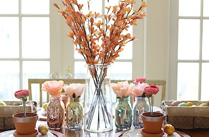 How to Create an Easter Table with JOANN