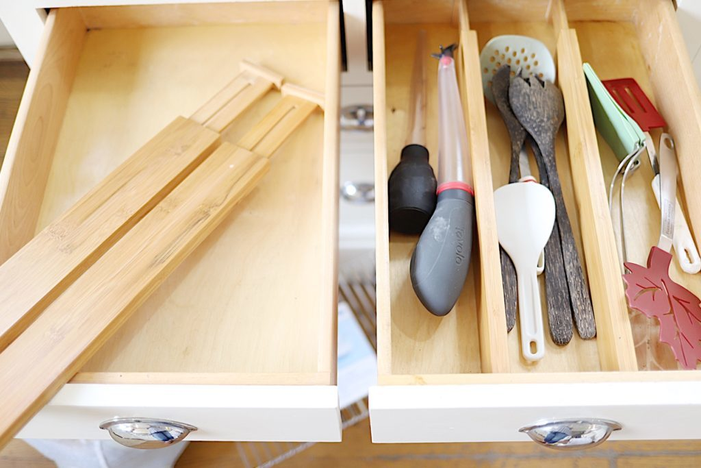 How to Organize Your Kitchen Drawers 1