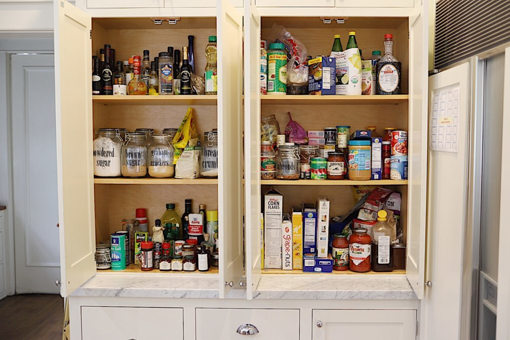 How to Organize Your Kitchen Pantry 1