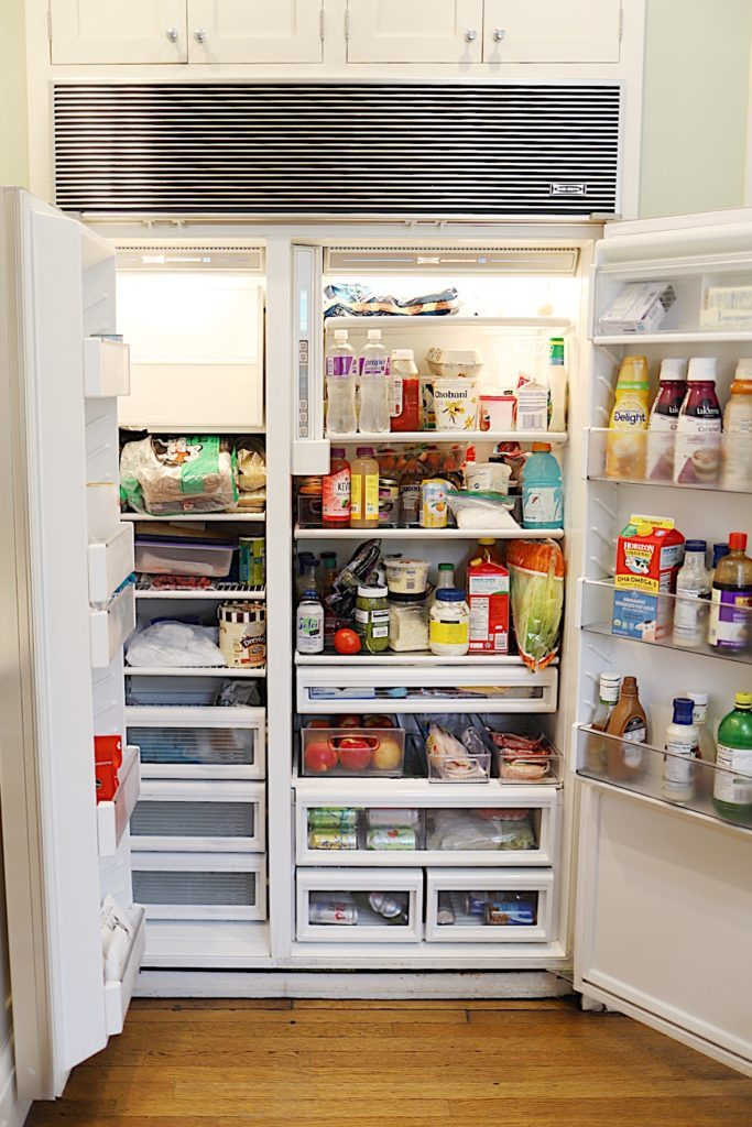 How to Organize Your Refrigerator 2